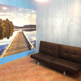 The waiting area in our veterinary clinic. La Maison des Chats 12 Inglewood Dr, #140