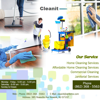 Clean It   Commercial Cleaning Services in Newark