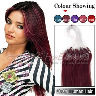 microbeads hair extensions