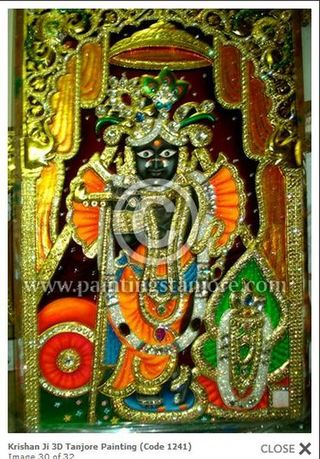 Ranjit New Tanjore Paintings