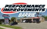 Performance Improvements Barrie is your source for performance auto parts in Barrie, Ontario, Canada. Located just west of the 400 makes it convenient to get to, whether heading North or South. Performance Improvements Barrie 422 Dunlop Street West
