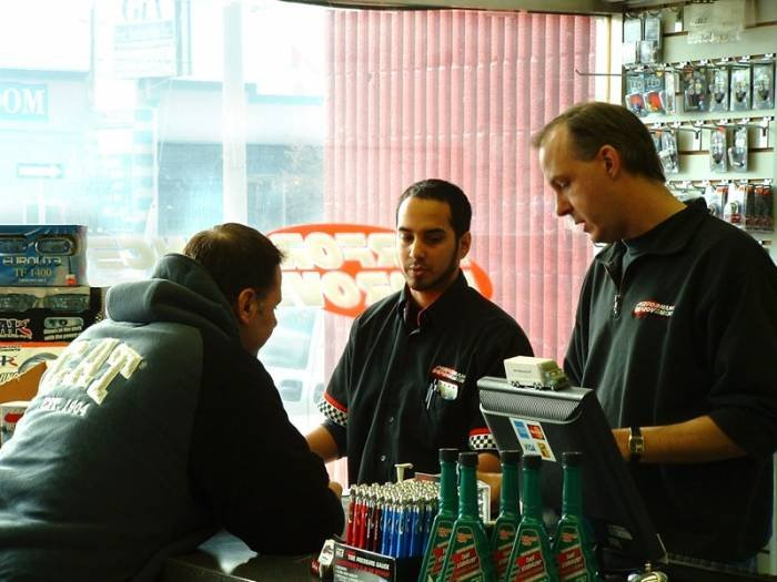 For all your auto parts needs, be sure to visit Rick  Profile Photos of Performance Improvements Pierrefonds 4909 Boul St. Charles - Photo 12 of 13