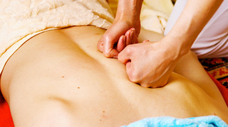 Deep Tissue with Neck & Back Massage in Newport