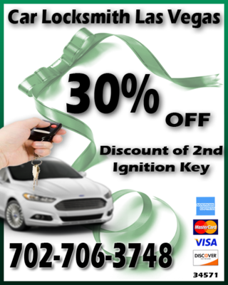 Car Locksmith Las Vegas