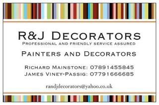 R & J Decorators Ltd