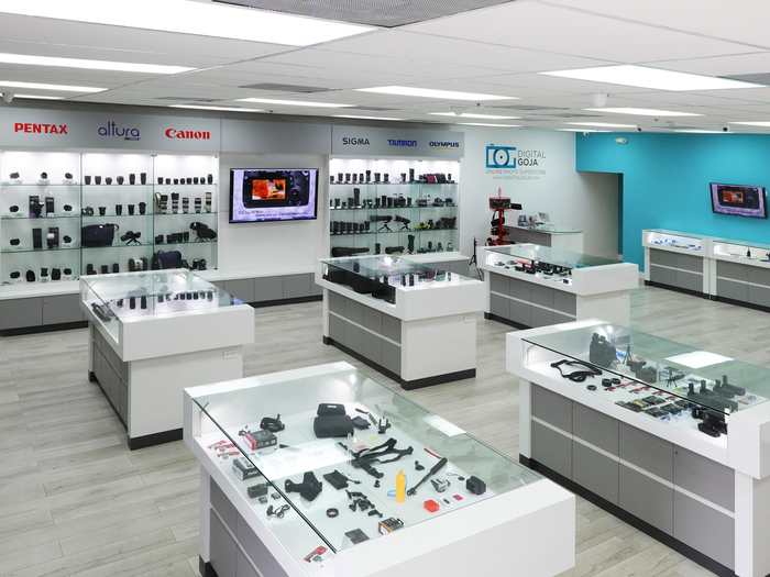 Photography Store. Best selection of cameras, lenses & accessories in Miami Profile Photos of Digital Goja Camera & Photo Superstore 3330 NW 72nd Ave - Photo 3 of 8