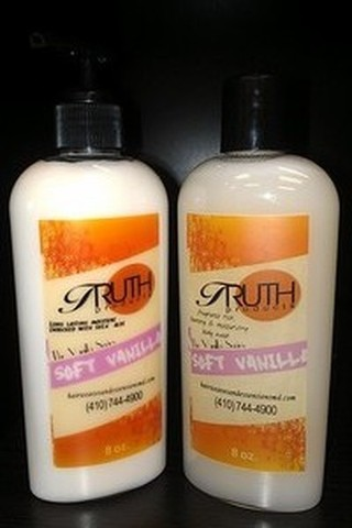 Organic Natural Hair Care Products