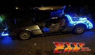 Delorean Hire Hire a Delorean Time Machine Hire BTTF Car Hire UK & Europe