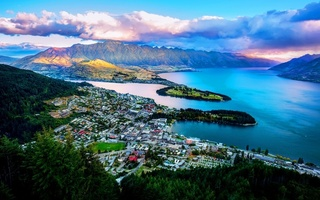 NEW ZEALAND PACKAGES FROM DELHI