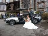 Delorean Wedding Delorean Hire - Hire a Delorean - Back To The Future Car Hire - Delorean Time Machine UK - BTTF Delorean Leeds