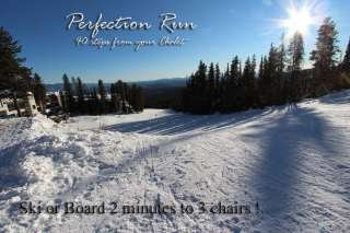 2 Bedroom Chalet Next to Perfection Big White