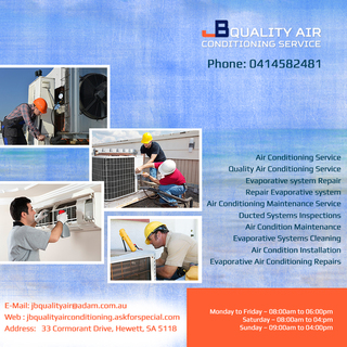 JB Quality Air Conditioning Service | Ducted Systems Inspections