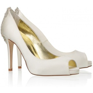 Designer Silver Shoes – A Choice of Every Newlywed