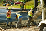 concrete paving asphalt contractor