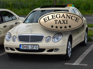 Taxi from Henri Coanda Airport Bucharest | Taxi Elegance Bucharest