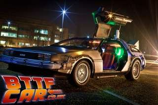 Delorean Hire Back to the Future Delorean UK & Europe Hire