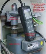 Problems with your gas boiler, fire, cooker or water heater?