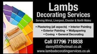 Lambs Decorating Services