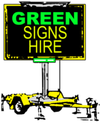 Green Signs Adelaide