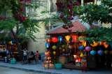 Bespoke tailors, lantern makers, and other artisans sell their wares in the old trading port of Hoi An.
