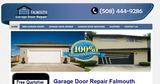 Pricelists of Garage Door Repair Falmouth