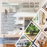 Fully Air-Conditioned Accommodation in Mount Isa | Mick's Club