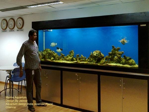 Profile Photos Of Aquarium Design India Spencer Plaza,769.Anna Salai, Mount  Road
