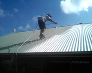Roof Restoration Cairns