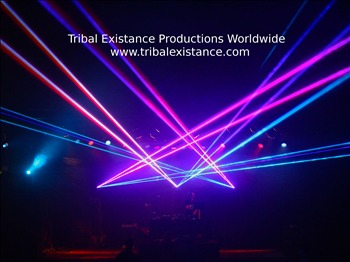 Concert tour stage laser light show rental production services by Tribal Existance Productions Worldwide New Album Extreme Sky Laser Light Show Rentals of Tribal Existance Productions Worldwide 150 Raleys Towne Centre #PBX 1792 - Photo 4 of 4