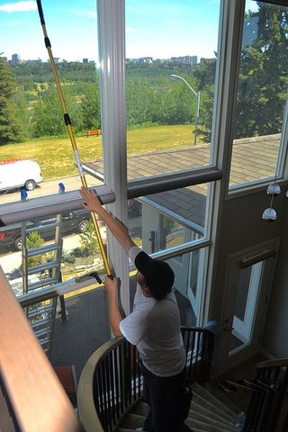 Professional Window Cleaning & Services