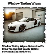 Window Tinting Wigan 37 Claremont rd