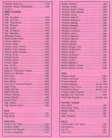 Pricelists of A Taste of India
