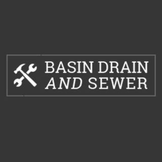 Basin Drain and Sewer