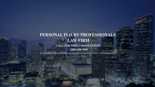 Personal Injury Law Professionals