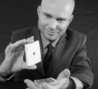 Jeremy Hayward Master Close up Magician