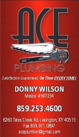 Profile Photos of Ace Plumbing