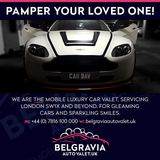 Belgravia Auto Valet Limited - The Mobile Luxury Car Valeting Service, London