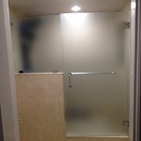 Profile Photos of Custom Shower Doors