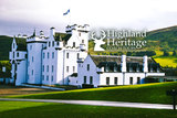 Enjoy Blair Castle with with Highland Heritage Coach Tours Highland Heritage Coach Tours Central Administration Office