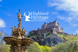 Visit Edinburgh, Auld Reekie at its finest with Highland Heritage Coach Tours