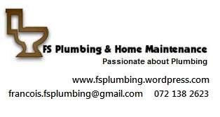 FS Plumbing & Home Maintenance