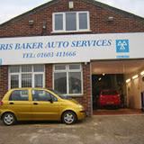Chris Baker Auto Services 8 Burton Close