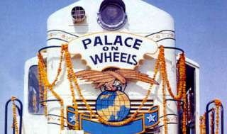 Palace on Wheels Luxury Train