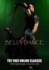 Melissa Belly Dance, London