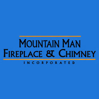 Mountain Man Fireplace and Chimney