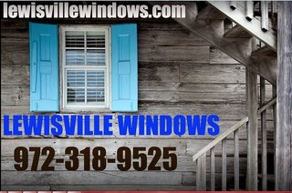 Lewisville Windows