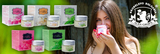 Profile Photos of Natural Cosmetics from Alba