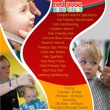 Red Nose kids Cuts | Children haircut specialists in Sydney