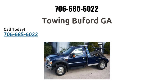 Pricelists of Buford GA Towing 2095 Hwy 211 Ste 2-F-179 - Photo 2 of 2