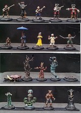 Profile Photos of Blue Dragon Wargame Painting Service